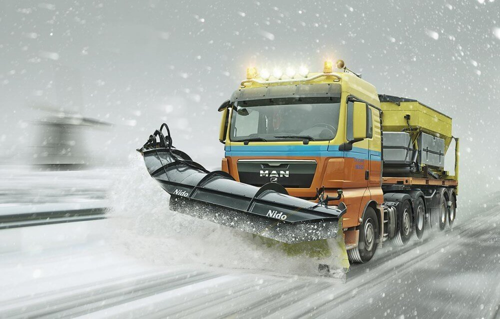 sneeuwschuiver GMR